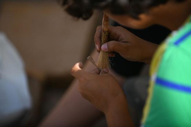 Patrimonio Cultural promueve la recuperación del conjunto arqueológico de Lomo los Melones de Telde