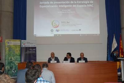 Canarias, Madeira y Azores trazan una estrategia común de crecimiento inteligente