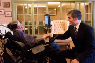 El Gobierno de Canarias dice que Hawking fue 'un ejemplo de superación' que resaltó el valor científico de las islas