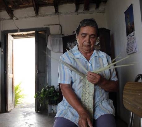 Las últimas estereras de La Gomera