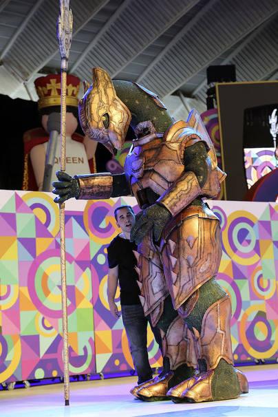 Más de 300 personas participan en el Concurso de Disfraces del Carnaval