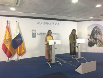 Canarias adopta medidas para acabar con el consumo de plásticos de un solo uso en los edificios oficiales