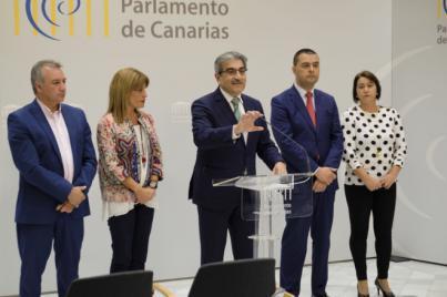 Clavijo usa la Autoridad Portuaria de Santa Cruz de Tenerife para pagar favores al PP