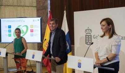 Canarias eliminará el IGIC de los vehículos ecoeficientes para luchar contra el cambio climático