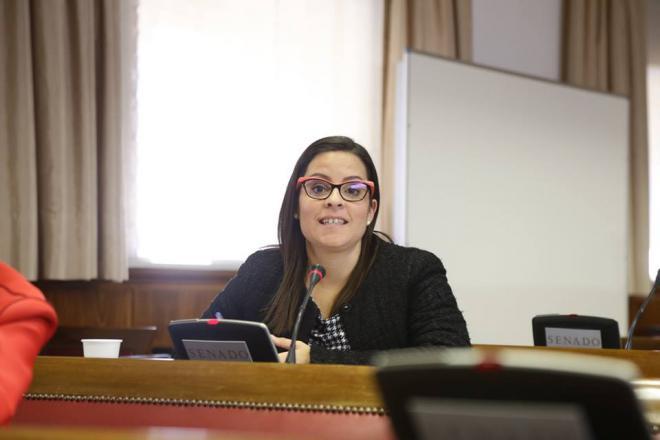 ASG defiende en el Senado la inclusión de las pensiones SOVI para las prestaciones a favor de familiares
