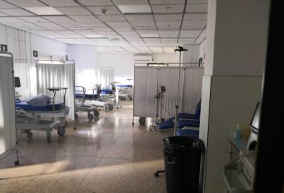 El Hospital de La Candelaria reabre una parte del servicio de Urgencias