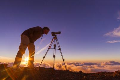 Treinta años protegiendo el Cielo de Canarias