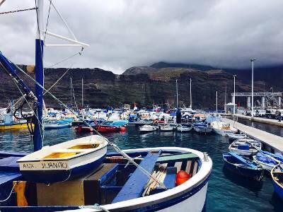 El puerto de Las Nieves el de mayor crecimiento de tráfico de pasajeros en el segundo trimestre de 2018