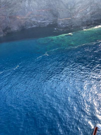No se avistan acumulaciones importantes de microalgas cercanas a zonas de baño de Tenerife, La Palma y El Hierro