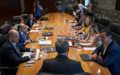 El Gobierno eleva al Consejo Consultivo tres reglamentos de desarrollo de la Ley del Suelo y Espacios Naturales de Canarias