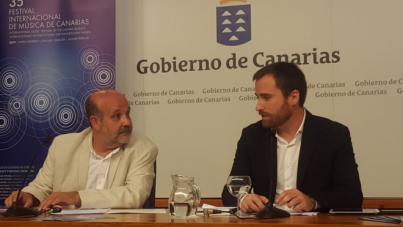 El 35º Festival de Música de Canarias completa su programación con 43 conciertos