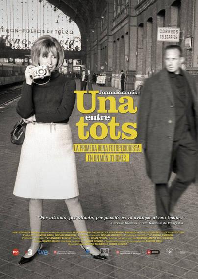 'El documental del mes' lleva a la Casa Salazar a Joana Biarnés, pionera fotoperiodista