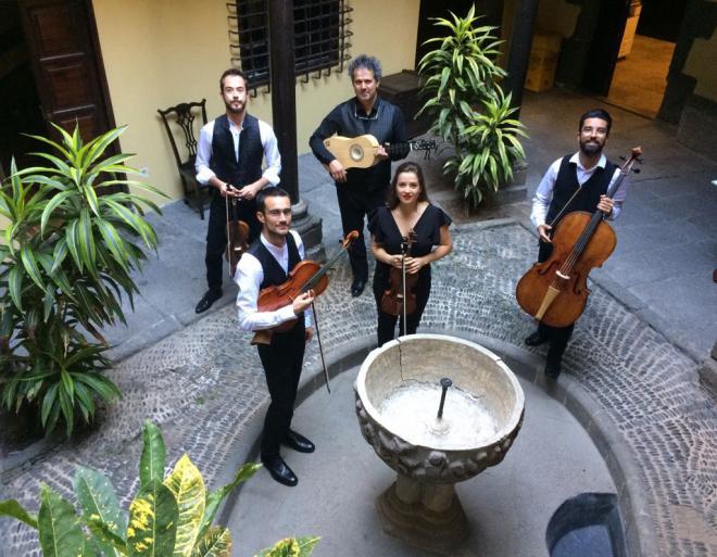 El Afecto Ilustrado ofrece un repertorio de José Palomino en el concierto de verano de la Real Academia de Bellas Artes