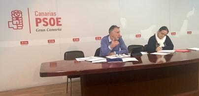 PSOE Gran Canaria defiende la autonomía de los ayuntamientos en la gestión del FDCAN
