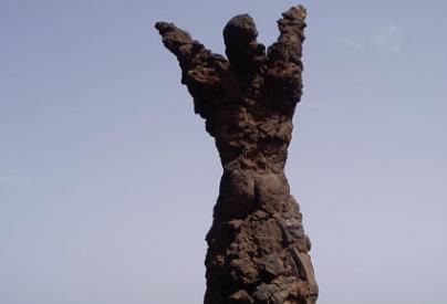 Declara Bien de Interés Cultural la escultura 'El Atlante', del artista Tony Gallardo