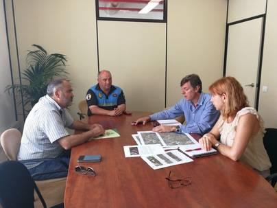 Cabildo y El Rosario se coordinan para dar respuesta a la situación de la TF-295
