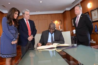 Mali inaugura el Consulado Honorario en la Isla