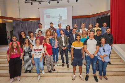 El Cabildo facilita que 16 titulados en Formación Profesional realicen prácticas en empresas europeas