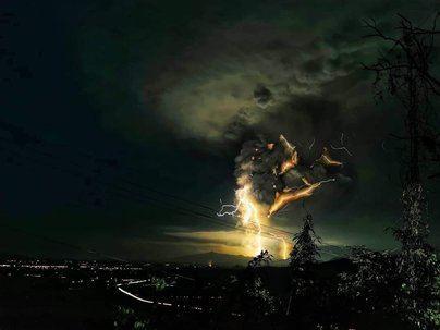 Alerta máxima en Filipinas a causa de la erupción del volcán Taal, a 60 kilómetros de Manila
