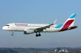Eurowings retomará los vuelos de Air Berlin con Fuerteventura