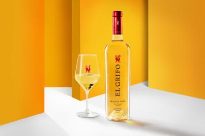 Orange Wine El Grifo , el fascinante blanco con alma de tinto