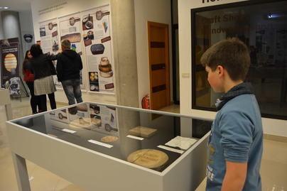 Muestra sobre la cultura quesera de La Palma en el Museo Arqueológico Benahoarita