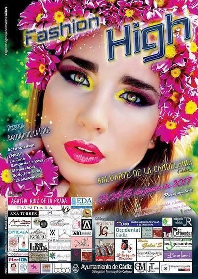 Tenerife Moda acude a la Fashion High en Cádiz
