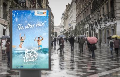 Turismo incide en el clima canario para captar a un turista extranjero con ganas de viajar lejos y más presupuesto