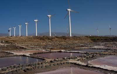 La potencia instalada de renovables en Canarias aumenta un 20% en dos años