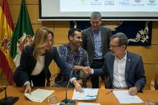 """Clavijo: El FDCAN será el """"eje del cambio del modelo económico, energético y social"""""""