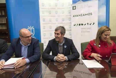 La Palma recibirá 207 millones del Fdcan en diez años