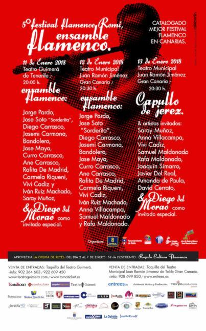 El Festival Romí cumple su primer lustro de idilio con el flamenco