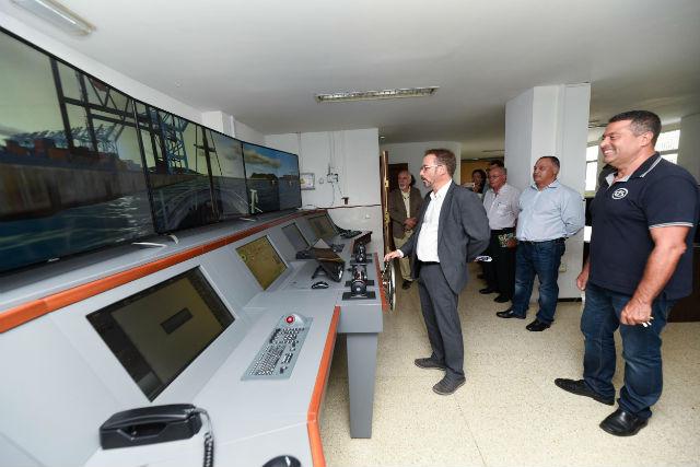 Un programa de formación pionero en las islas formará en Gran Canaria a mecánicos navales
