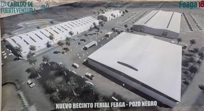 Feaga 2018 contará con cuatro naves para la exposición