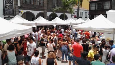 La Feria de la Garimba se consolida como cita gastronómica
