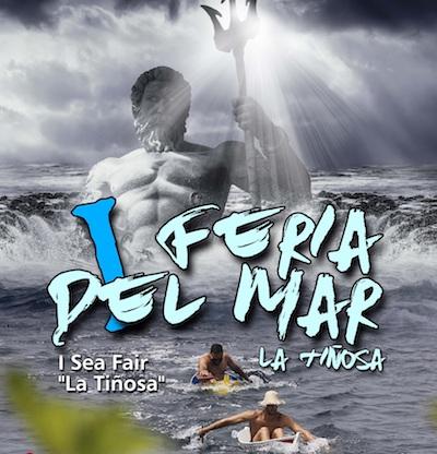 Tías organiza la Feria del Mar de La Tiñosa