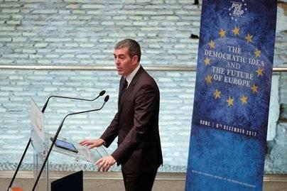 Clavijo ve el soberanismo y el populismo como los principales retos de futuro para la UE