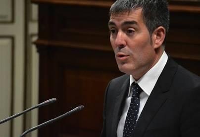 Clavijo espera que la bonificación al transporte para residentes se incluya en el REF