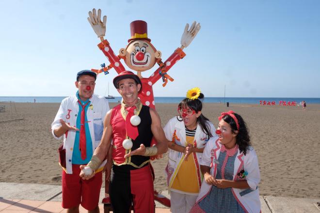 El festival Tran Tran se consolida como la cita familiar de Canarias