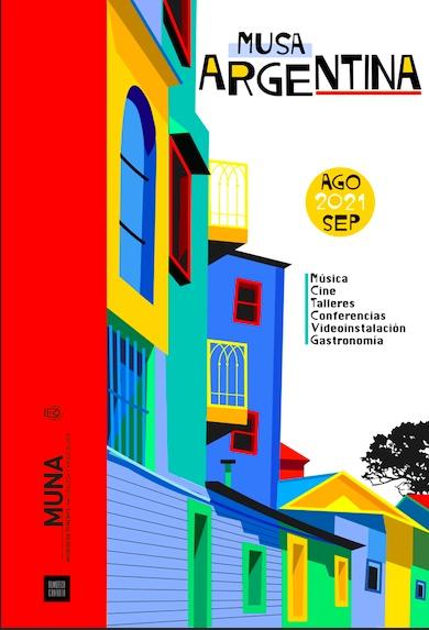El Festival Musa trae a Tenerife música, gastronomía, literatura y cine de Argentina