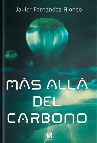 Más allá del Carbono, la novela nacida y publicada en Tenerife