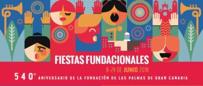 Las Fiestas Fundacionales celebran la música popular con el recorrido «Estameña Festival»