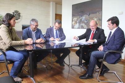 Fuerteventura y el IAC estudian la posibilidad de establecer una base de observación astronómica en la Isla