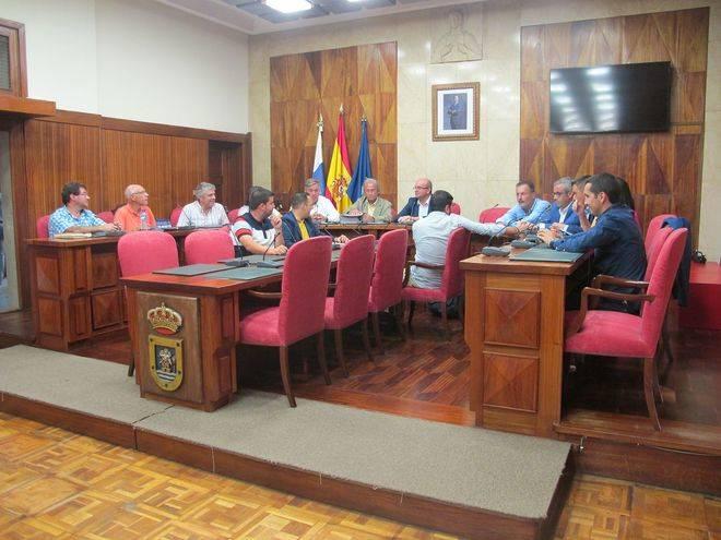 Cabildo y ayuntamientos suscriben el Plan de Cooperación de La Palma