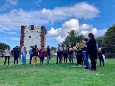 Más de 200 personas inician el nuevo curso en las aulas insulares de Silbo Gomero y Folclore