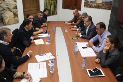 Gobierno de Canarias y Cabildo de Fuerteventura coordinan la inversión de 5 millones de euros para la Isla