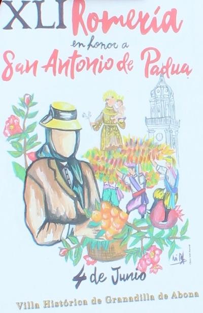Granadilla celebra sus fiestas mayores en honor de San Antonio de Padua