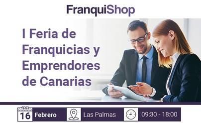 FranquiShop se estrena en Gran Canaria con más de 200 reuniones de negocio