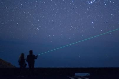 """La Palma """"se apagó"""" durante una hora para disfrutar de sus cielos nocturnos y las estrellas"""