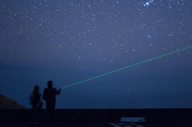 La exposición 'Apaga la luz, enciende las estrellas' para concienciar sobre la importancia de proteger el cielo
